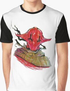 Red Corsair Graphic T-Shirt