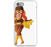 Bombshell Batgirl  iPhone Case/Skin