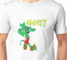 icky mouse rat fink cheesy graffiti Unisex T-Shirt
