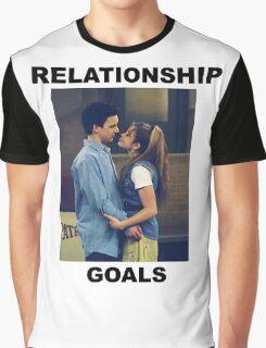 Boy Meets World Relationship Goals Graphic T-Shirt
