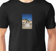 Horizontal Sundial in Aiello Unisex T-Shirt