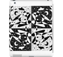 Abstract 2 Invert play iPad Case/Skin