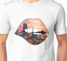 Cleveland Lips Unisex T-Shirt