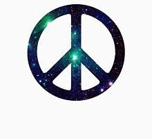 Nebula Peace Sign. 2 Unisex T-Shirt