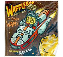 Wafflebot! Poster