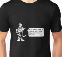 Undertale - Papyrus speaking Unisex T-Shirt