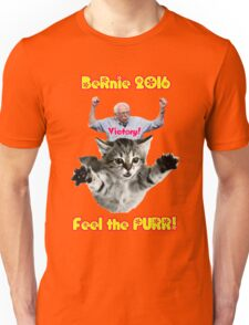 Kitten Victory 2016 Unisex T-Shirt