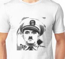charlie chaplin the great dictator Unisex T-Shirt