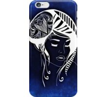 Woman Li iPhone Case/Skin