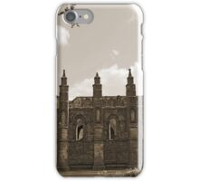 Holyrood Abbey iPhone Case/Skin