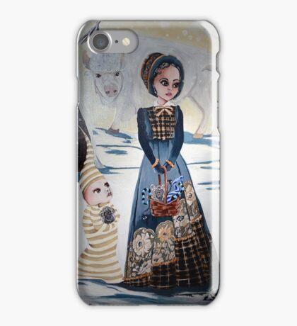 The Snow Buffalo iPhone Case/Skin