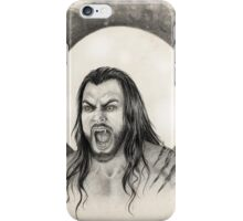 "The Werewolf  ""A Fantastic World"" iPhone Case/Skin"