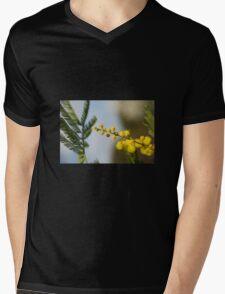 Mimosa Mens V-Neck T-Shirt