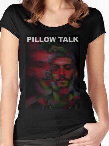 ZAYN MALIK - PILLOW TALK Women's Fitted Scoop T-Shirt