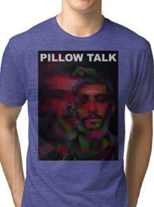 ZAYN MALIK - PILLOW TALK Tri-blend T-Shirt