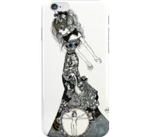 Royal Monarch Da Vinci  iPhone Case/Skin