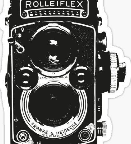 Rollei, Rolleiflex 3.5 C Sticker