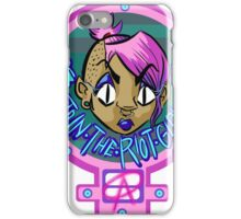 Join the Riot Girls iPhone Case/Skin