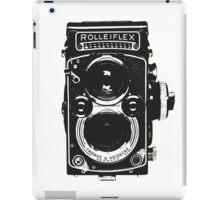 Rollei, Rolleiflex 3.5 C iPad Case/Skin