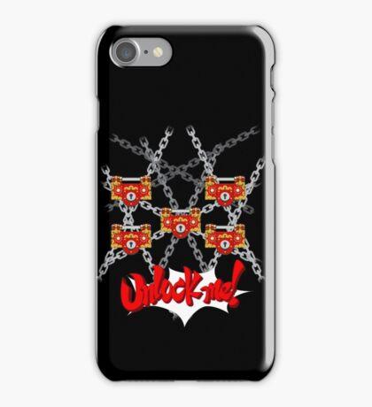 Unlock me! iPhone Case/Skin