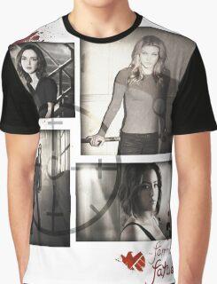 Women of SHIELD - Femme Fatale Graphic T-Shirt