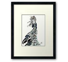 Duchess Keane  Framed Print