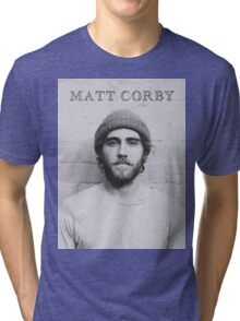 Matt Corby Tri-blend T-Shirt