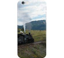 Cumbres Toltec Narrow Gauge Railroad, New Mexico iPhone Case/Skin