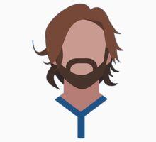 Andrea Pirlo Italian Football Design One Piece - Short Sleeve