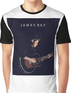 James Bay Graphic T-Shirt
