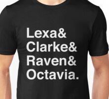 The 100 ladies Unisex T-Shirt