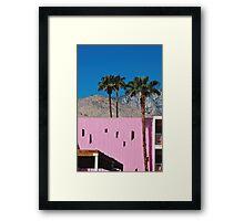 Palm Springs / 1 Framed Print