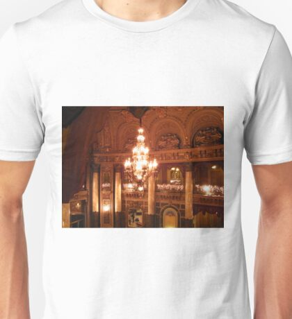 Classic Movie Theater, Loews Jersey Theater, Built 1929, Journal Square, Jersey City, New Jersey  T-Shirt
