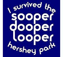 sooper dooper looper Photographic Print