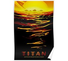 Visions of the future- Titan Poster