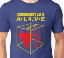Shrodinger'cat Unisex T-Shirt