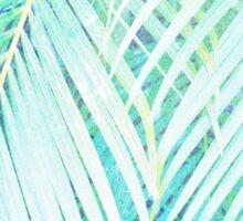 palm fronds  Sticker