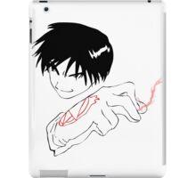 Roy Mustang FullMetal Alchemist iPad Case/Skin