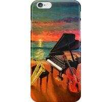 Ocean Music phonecase iPhone Case/Skin