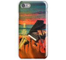 Ocean Music phonecase iPhone Case/Skin