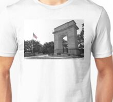 Rosedale Memorial Arch, Kansas City Unisex T-Shirt