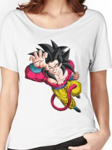 Dragon Ball Goku ssj4 Women's Relaxed Fit T-Shirt