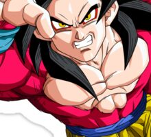 Dragon Ball Goku ssj4 Sticker