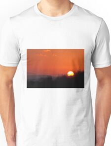 Ashdown Forest Sunset Unisex T-Shirt
