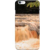 Aysgarth Falls iPhone Case/Skin