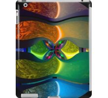 Neon Sphere iPad Case/Skin