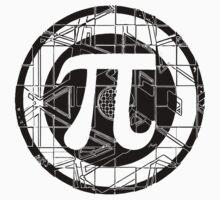 Pi Day Pi Symbol One Piece - Short Sleeve