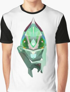 Poly Chameleon Graphic T-Shirt