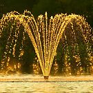 Sun Fountain by mrthink