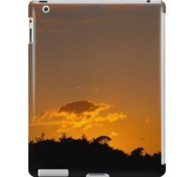 Summer Solstice Sunset 2011 iPad Case/Skin